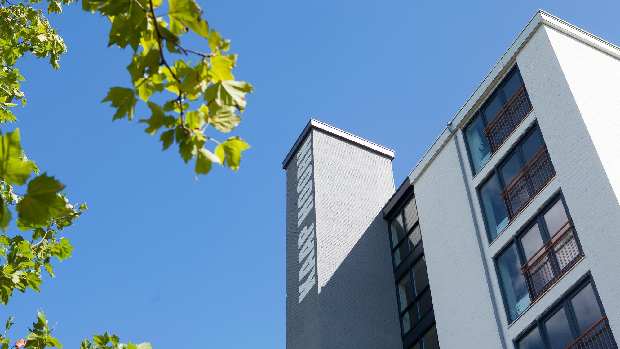 Kaap hoorn geo architecten - Eigentijds gebouw ...